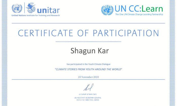 Shagun Kar